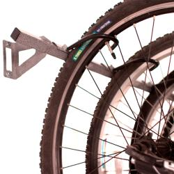 MonkeyBar Wall Mount Bike Storage Rack - Thumbnail 1