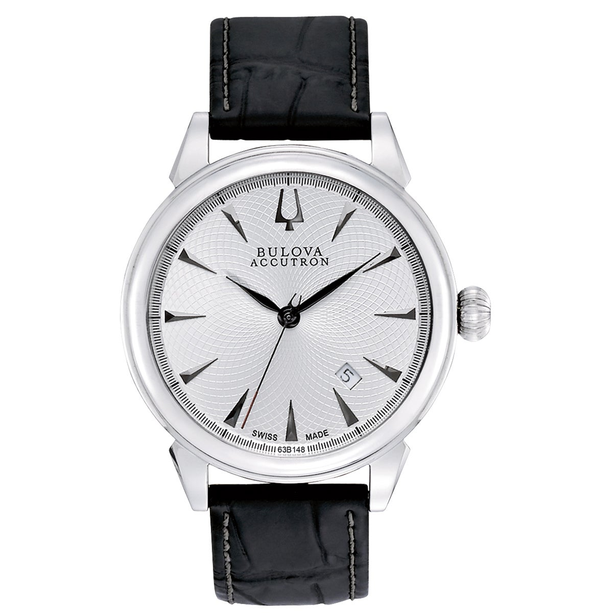 Bulova accutron men 39 s 39 gemini 39 automatic movement watch free shipping today for Auto movement watches
