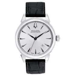 Bulova Accutron Men's 'Gemini' Automatic Movement Watch