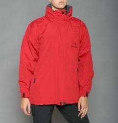 Bimini Bay Women's 'Nantucket' Red Rain Jacket