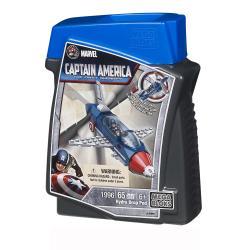 Mega Bloks Marvel Captain America Drop Pod Play Set - Thumbnail 1