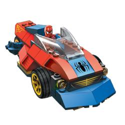 Mega Bloks Marvel Spiderman Chopper Play Set - Thumbnail 1