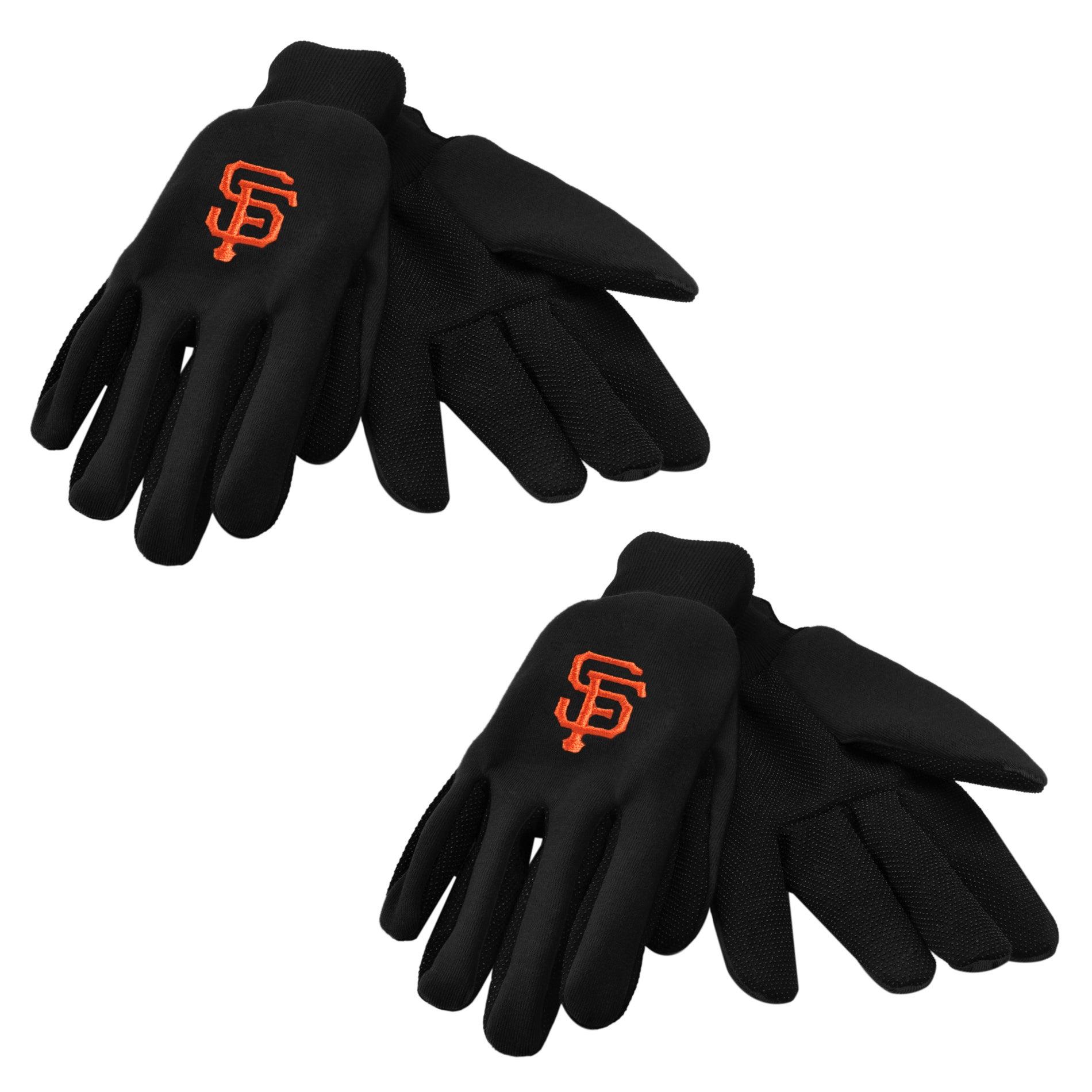 San Francisco Giants Two-tone Gloves (Set of 2 Pair)