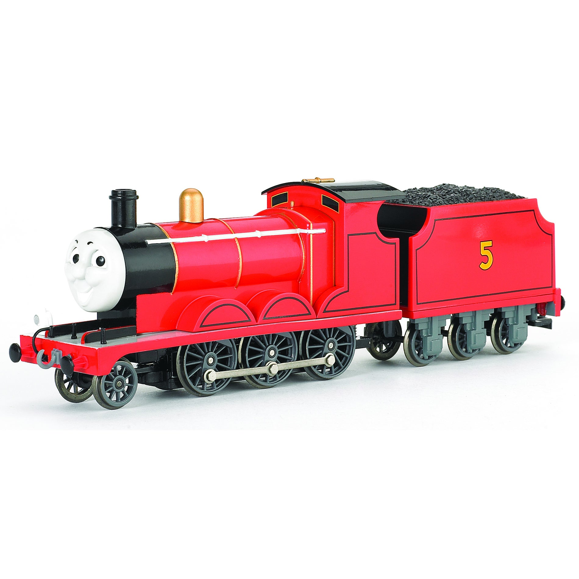 Thomas and Friends James with Moving Eyes Train Engine Toy