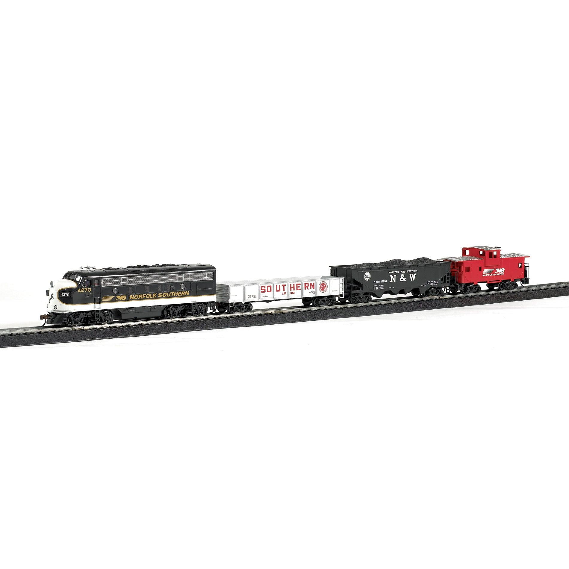 Bachmann ho scale thoroughbred train set 13922801 overstock com