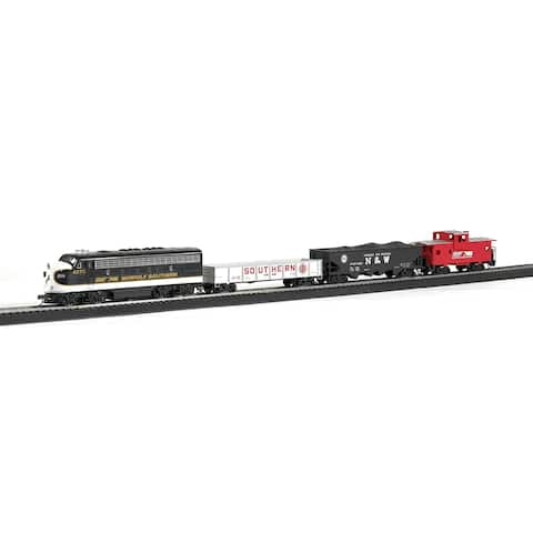 Bachmann HO Scale Thoroughbred Train Set - Multi