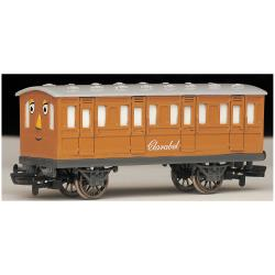 Thomas and Friends Clarabel Coach Train Engine Toy