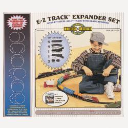 Bachmann HO Scale 12-piece E-z Track Layout Expander Set