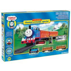 Bachmann HO Scale Thomas and Friends Deluxe Train Set