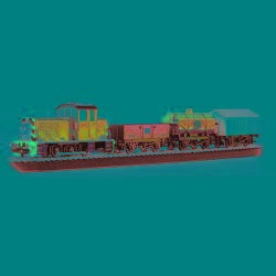 Shop Bachmann Ho Scale Thomas And Friends Salty Dockside
