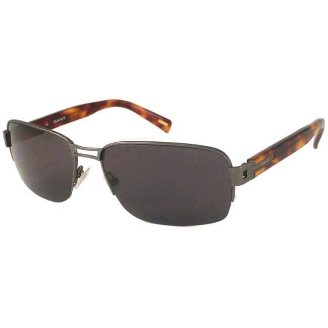 Gant GS Grays Men's Rectangular Sunglasses