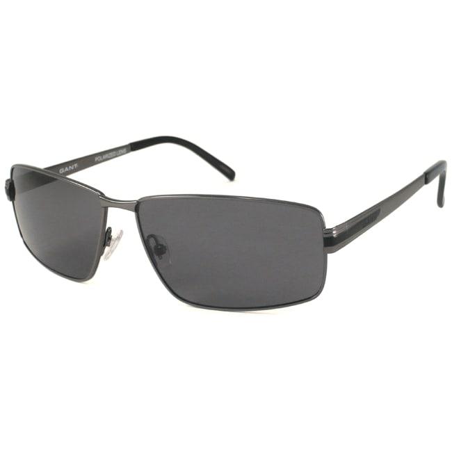 Gant GS Davis Men's Rectangular Sunglasses