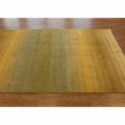 nuLOOM Handmade Santa Fe Wool Rug (7'6 x 9'6)