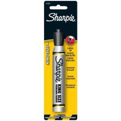 Sharpie King Size Black Marker