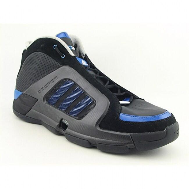 watch f243b b0b80 Adidas Men  x27 s Black   x27 AST Decade GCS NBA