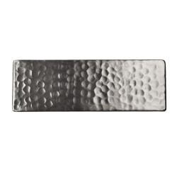 Copper Factory 6-inch x 2-inch Satin Nickel Accent Tile (Pack of 3)