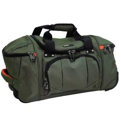 Kenneth Cole Reaction 'Hitchin' A Ride' 22-inch Carry On Rolling Upright Duffel Bag