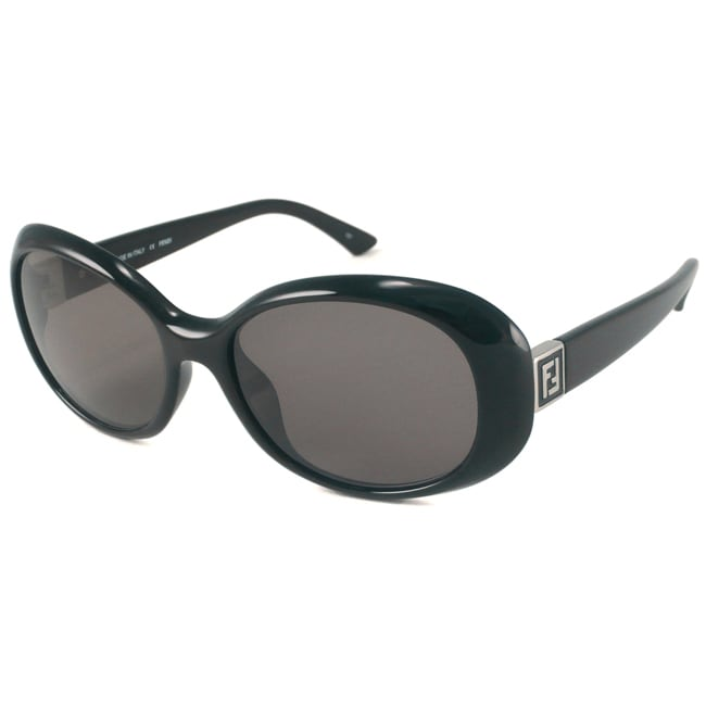Fendi Women's FS5184 Oval Sunglasses - Thumbnail 0