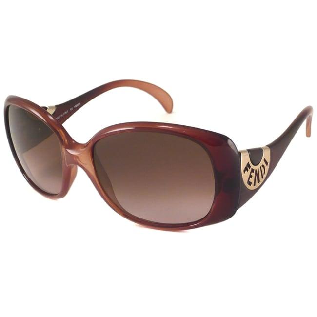 Fendi FS5064 Rectangular Sunglasses