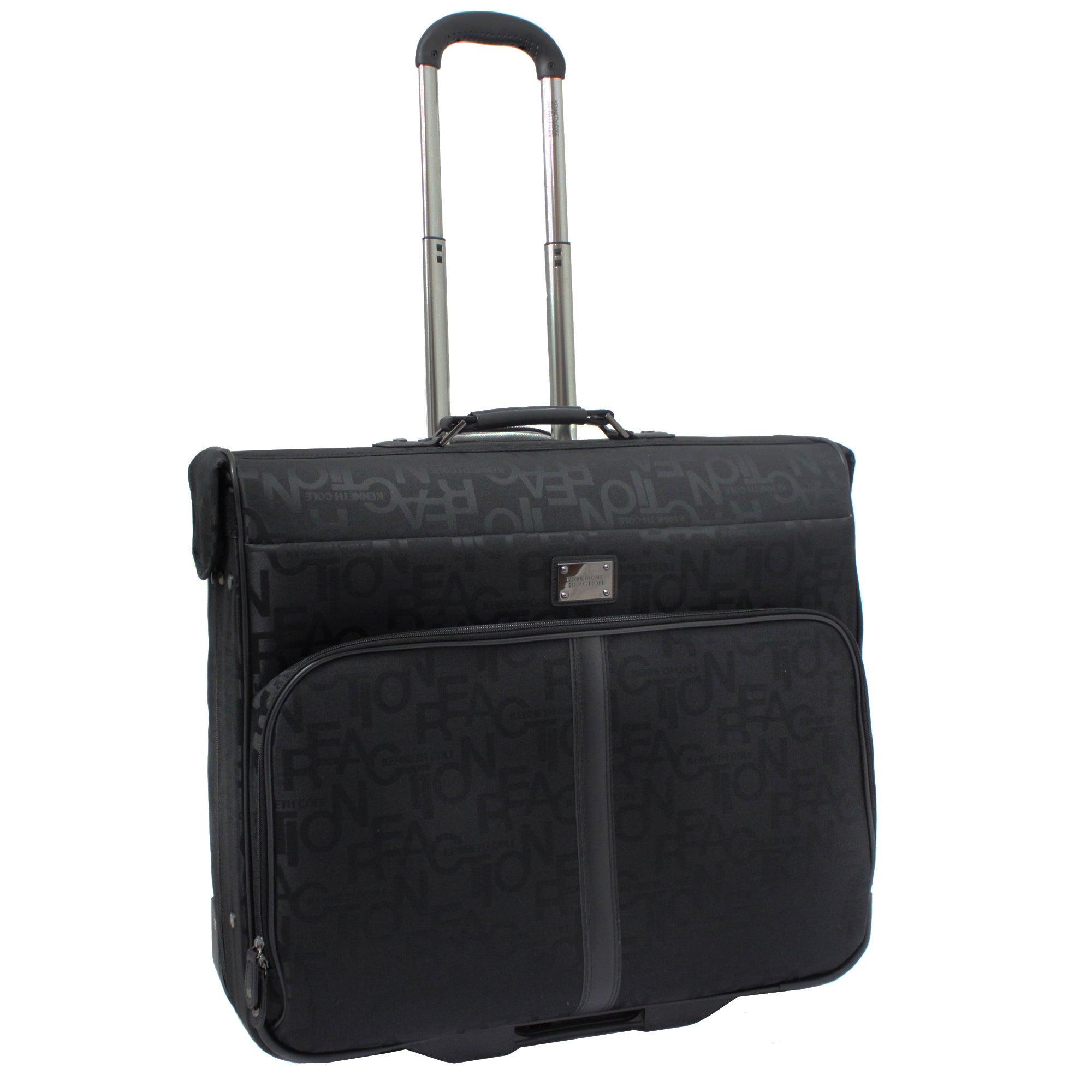 Kenneth Cole Reaction 'Taking Flight' Black Wheeled Garment Bag