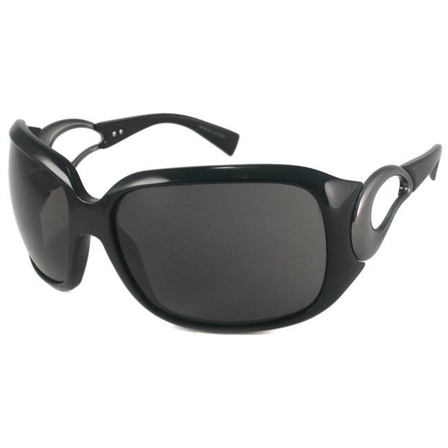 Giorgio Armani GA651/S Women's Oversize Rectangular Sunglasses