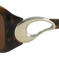 Giorgio Armani GA651/S Women's Oversize Rectangular Sunglasses - Thumbnail 1