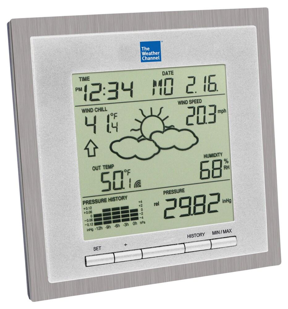 La Crosse Wireless Professional Weather Center