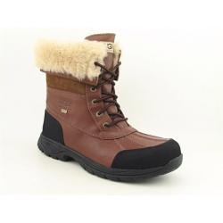 UGG Australia Men's 'Butte' Brown Lace-up Boots