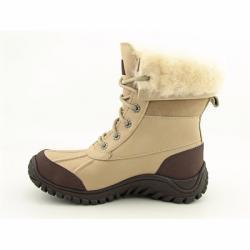 UGG Australia Women's Beige 'Adirondack' Snow Boots