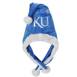 Kansas Jayhawks Thematic Santa Hat