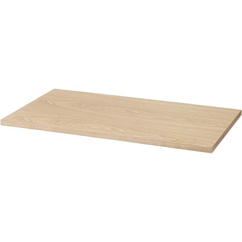 freedomRail Light Oak Shelf (24-Inch x 14-Inch)
