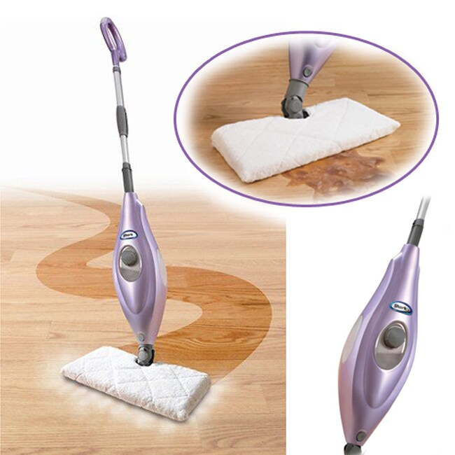 Shark S3501 Deluxe Steam Pocket Mop With Adjustable Handle