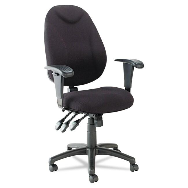 Black Petite Multifunction Chair
