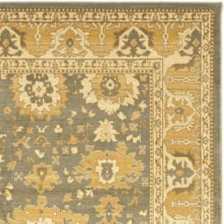 Safavieh Heirloom Grey Blue Gold Loomed Rug U X With