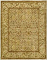 Safavieh Handmade Mahal Light Brown/ Beige N.Z. Wool Rug (11' x 17')