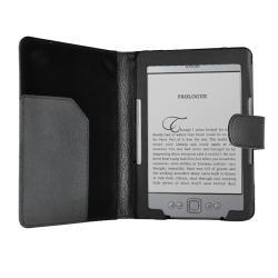 Premium Portfolio Leatherette Case for the Amazon Kindle 4th Generation - Thumbnail 1