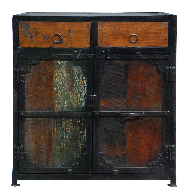 Kosas Home Darth Iron Sideboard Cabinet