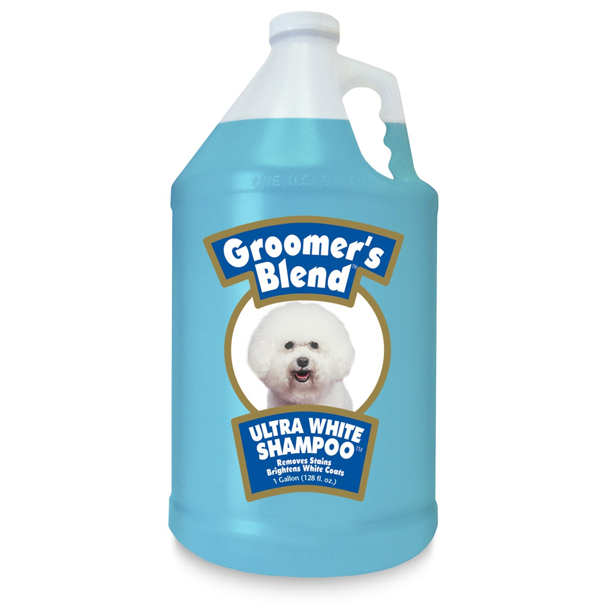 Groomer's Blend Ultra White Shampoo - 1 Gallon