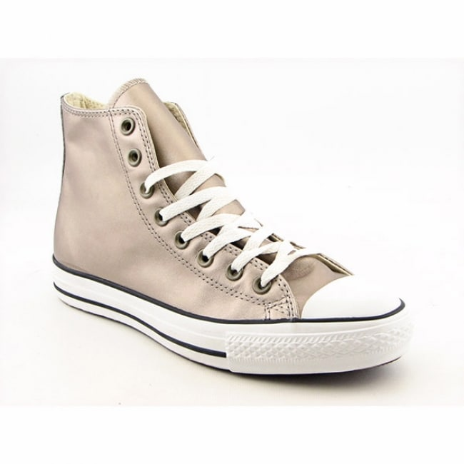 Shop Converse Men s Gold Metallic High-top Sneakers - Free Shipping On  Orders Over  45 - Overstock - 6430230 30d41bcee