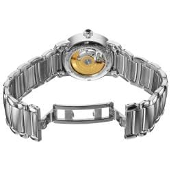 Frederique Constant Women's 'Automatic' Stainless Steel Watch - Thumbnail 1