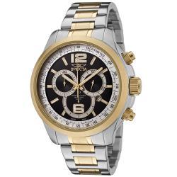 Invicta Men's 'Invicta II' Two-Tone Watch