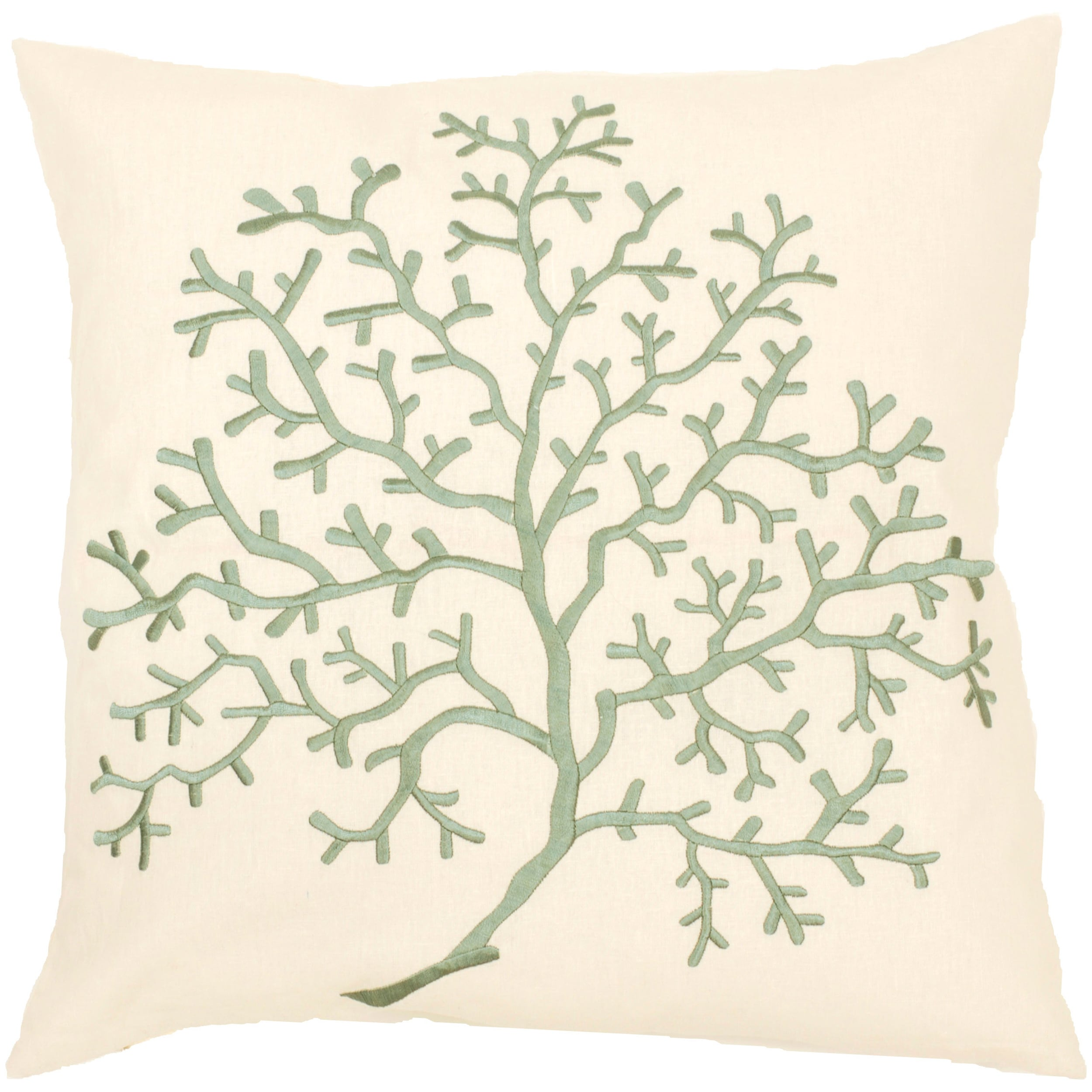 Fortune Tree 18x18 Pillow