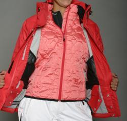 Marker Women's Vixen 3-in-1 Geranium Snowboard Jacket