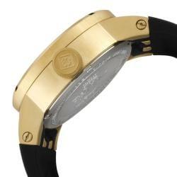 Invicta Men's 'Force' Black Polyurethane Watch