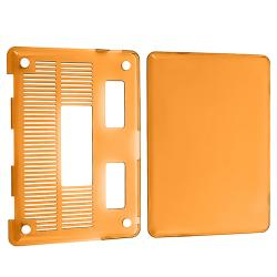 Orange Case/ LCD Protector/ Keyboard Shield for Apple MacBook Pro - Thumbnail 1