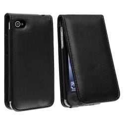 Leather Case/ LCD Protector/ Headset/ Cable for Apple iPhone 4S
