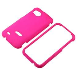 Pink Case/ LCD Protector/ Headset/ Wrap/ Charger for HTC Vigor