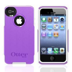 Thumbnail 1, Otter Box Apple iPhone 4/ 4S OEM Purple/ White Commuter Case.