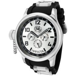 Invicta Men's 'Russian Diver/Signature' Black Watch