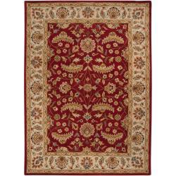 Hand-tufted Skeeter Wool Rug (12' x 15')